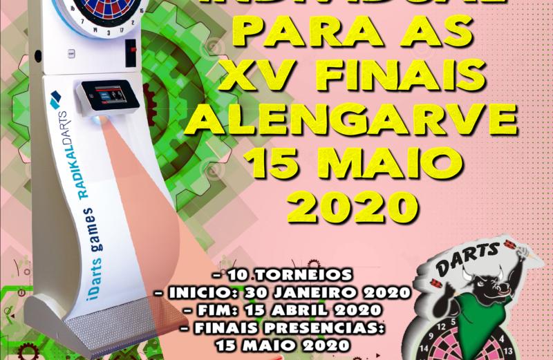 APURAMENTO INDIVIDUAL PARA AS XV FINAIS ALENGARVE