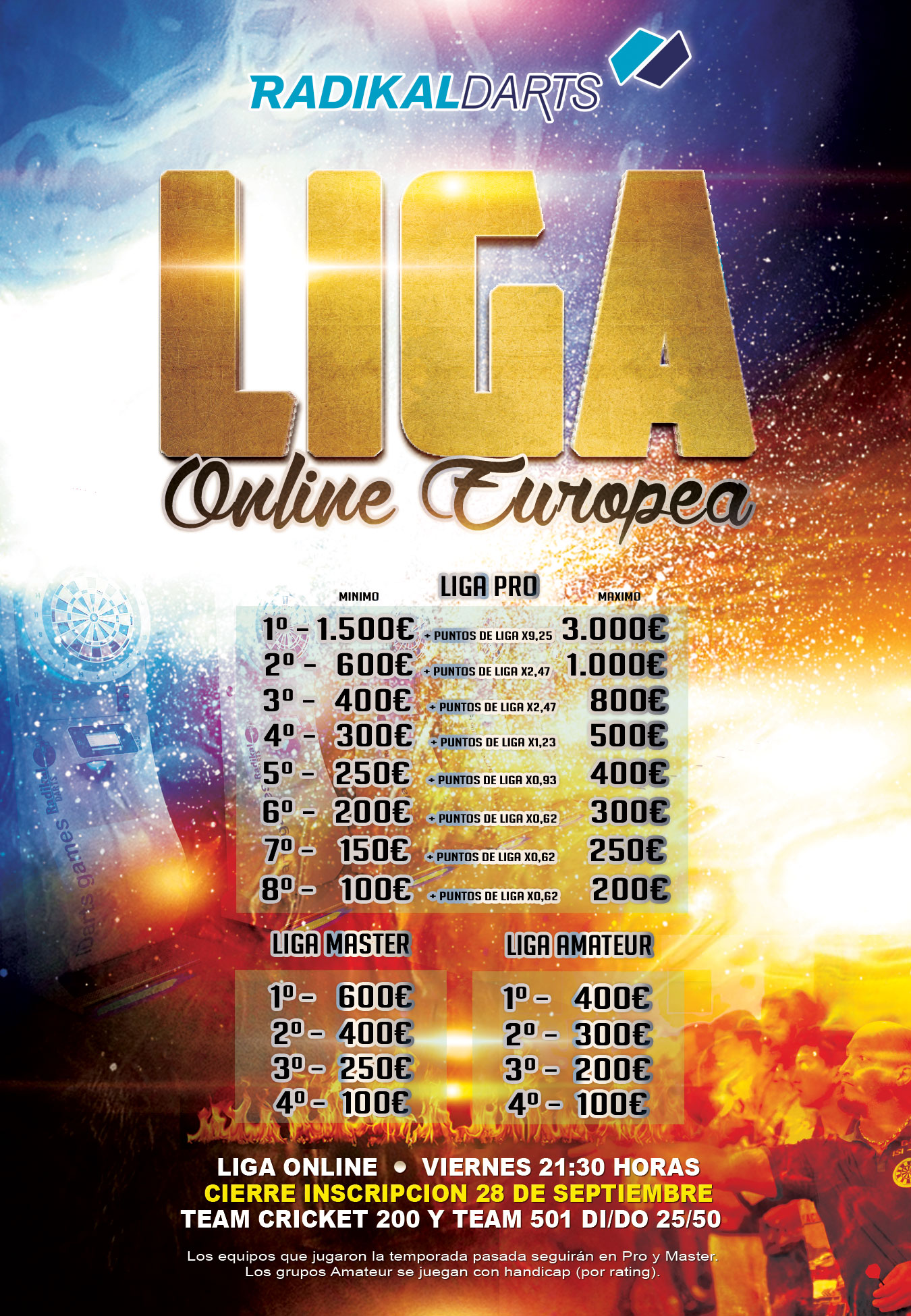 Liga Online Europea
