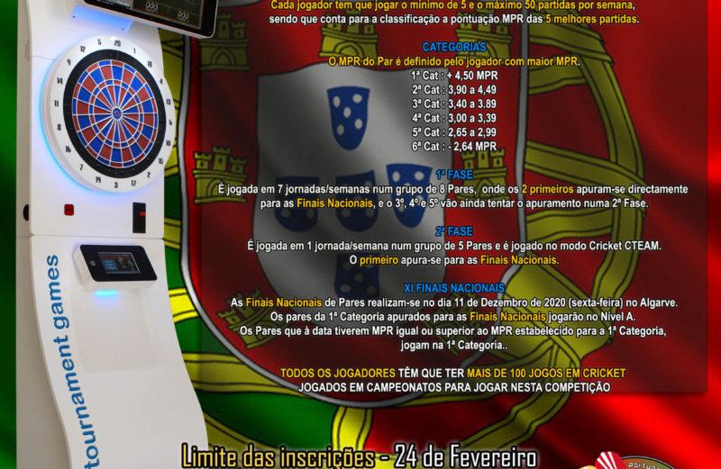 XII Nacional Pares 2020 – Radikal Darts