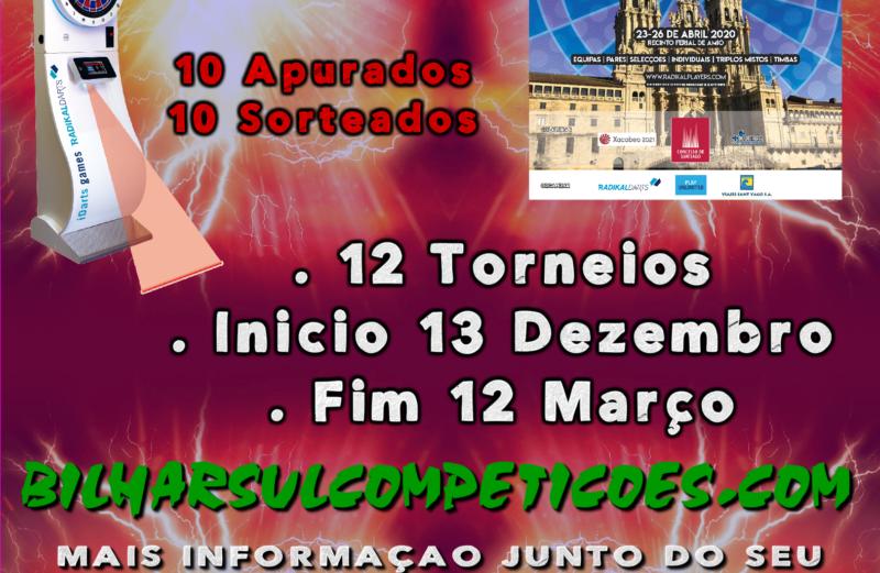 Apuramento Individual para o Internacional Radikal Darts 2020
