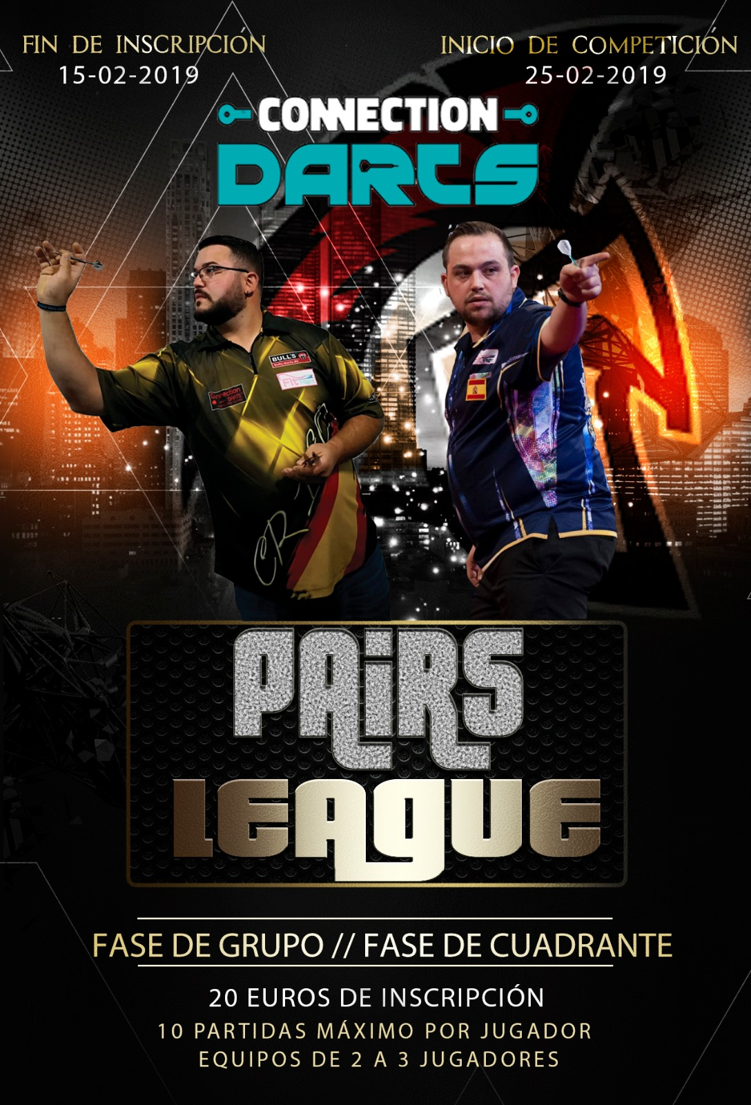 PAIRS LEAGUE